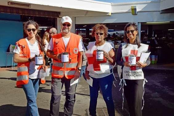 La Croix-Rouge lance une semaine  de quête