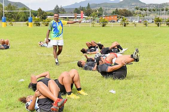 Le rugby féminin pense déjà à 2023