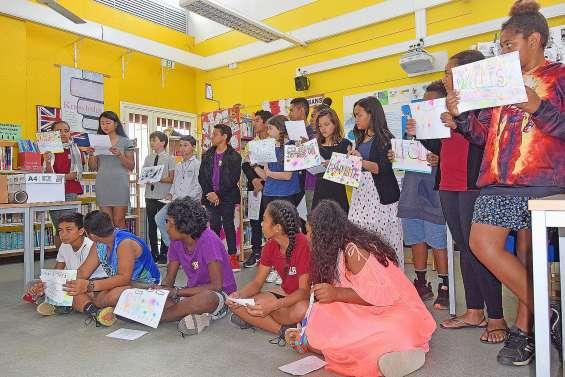 Les jeunes du Pacifique se rassemblent autour de la langue française