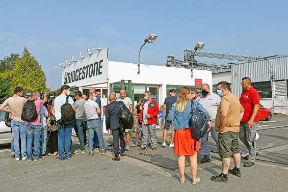 Bridgestone ferme à Béthune, une « trahison » pour Bercy