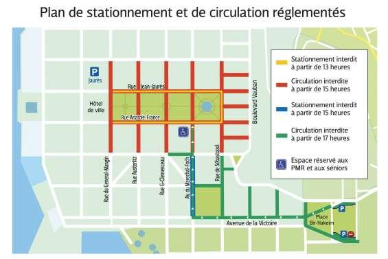 Le défilé du carnaval animera les rues du centre-ville ce soir