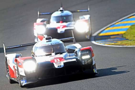 Toyota veut poursuivre son règne aux 24 heures du Mans