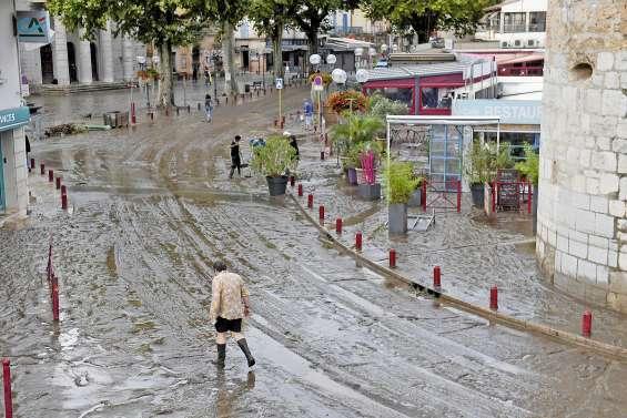 Les pluies diluviennes font un disparu dans les Cévennes