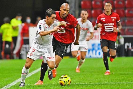 Rennes fait chavirer Monaco