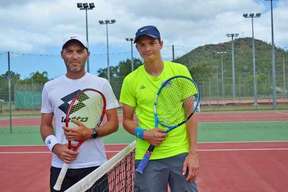 Victor Lopes et Laura Dupont s'imposent au tournoi de Païta