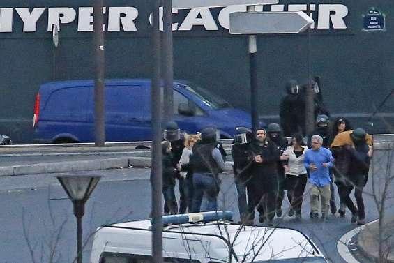 L'Hyper Cacher au cœur  du procès des attentats