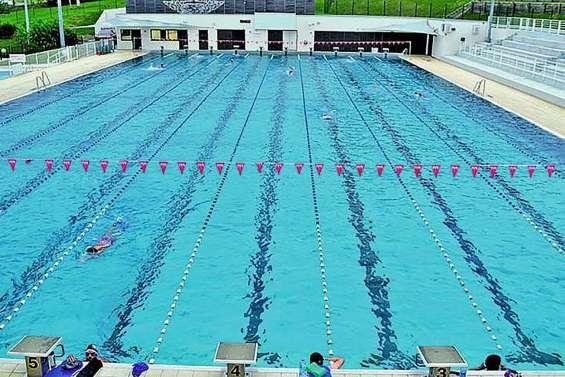 Le bassin de 50 m n'a pas rouvert