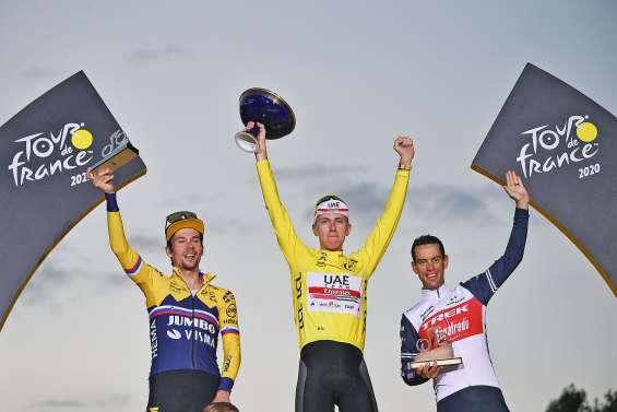 Tadej Pogacar bouscule l'histoiredu Tour de France