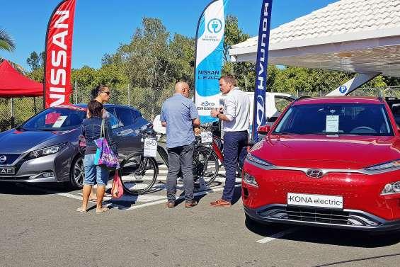 Le SIVM fait la promotion des véhicules électriques