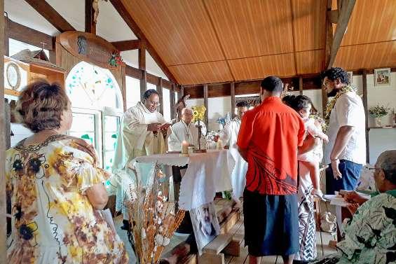 La chapelle Saint-Padre-Pio inaugurée samedi
