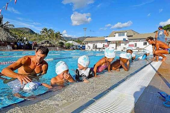 Le stage gratuit « J'apprends à nager » de retour pour les vacances d'octobre