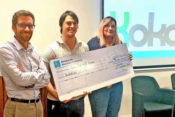 Des étudiants entrepreneurs récompensés à l'UNC