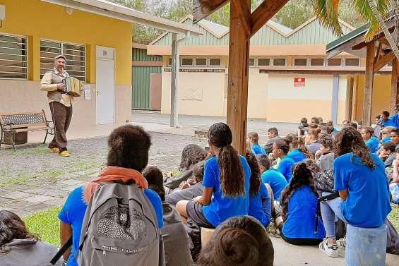 Le collège Kawa-Braïno cultive le bien vivre ensemble