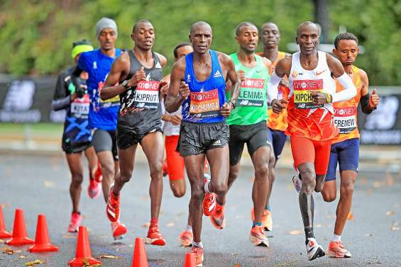 Coup de tonnerre au 40e marathon de Londres