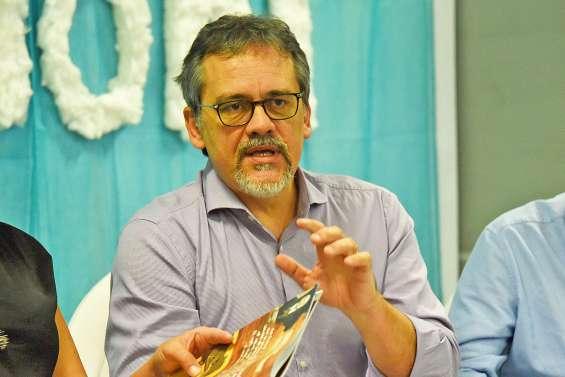 Philippe Dunoyer,député de la 1re circonscription