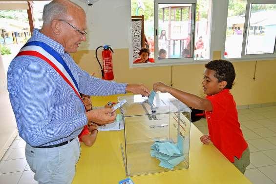 Plus de 1 600 élèves ont élu leurs conseillers municipaux juniors