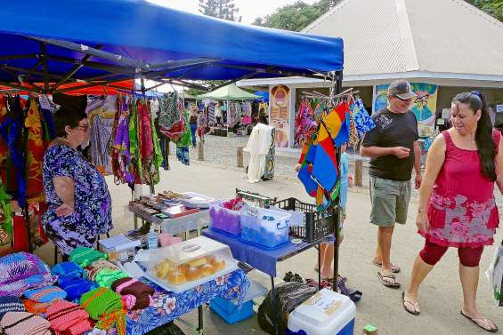 Le marché du village fêtera ses 21 ans samedi
