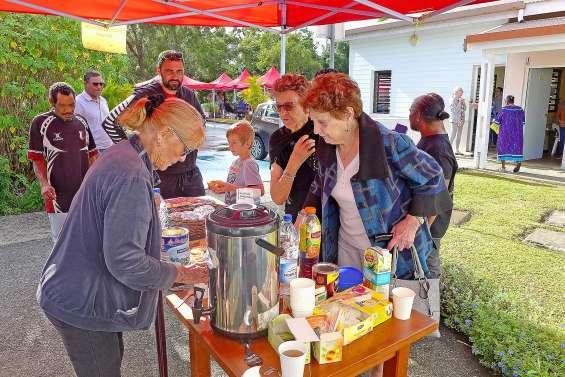 La bibliothèque Denise-Frey prend le relais des petits-déjeuners du samedi