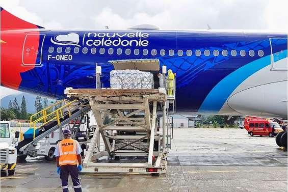 Fret : Luengöni se mue en cargo pour un vol Nouméa-Paris-Nouméa