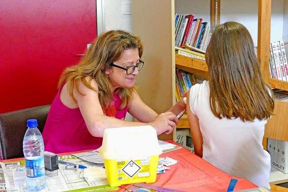 Papillomavirus : la campagne de vaccination est bien partie