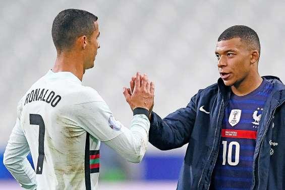 Pas de but entre Ronaldo et Mbappé