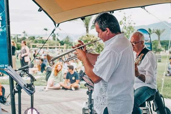 Le Summer Jazz Festival à Poindimié, à Hienghène et à Koné