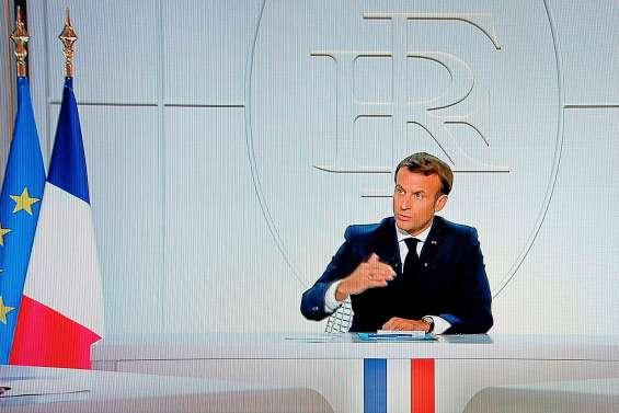 Covid-19 : Macron serre la vis  pour freiner la seconde vague