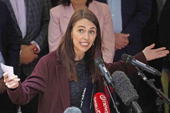 Triomphe électoral en vue pour Ardern