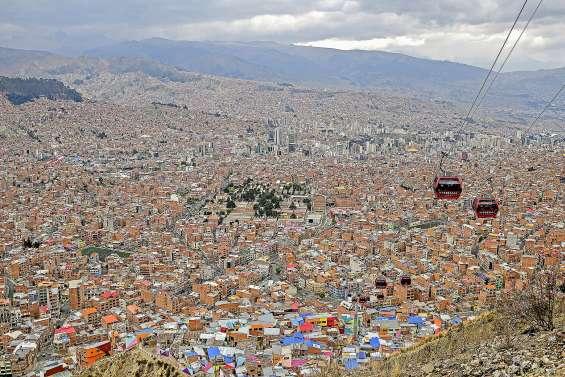 La Bolivie, petit pays mais grandes divisions