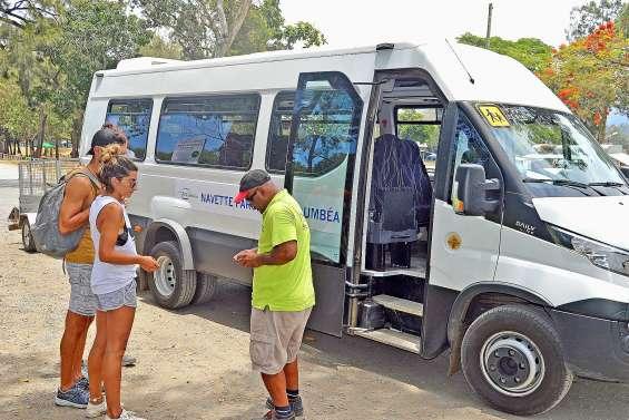 Les navettes obligatoires vers le parc provincial de retour cet été