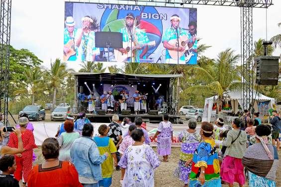La Mélanésie à l'honneur des trois jours du festival Shaxhabign