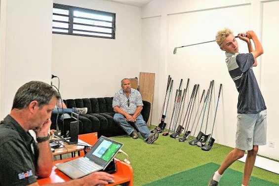 Le golf mise sur la technologie
