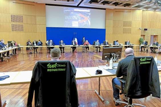 Bridgestone : un « scénario » sauvegardant plus de 400 emplois