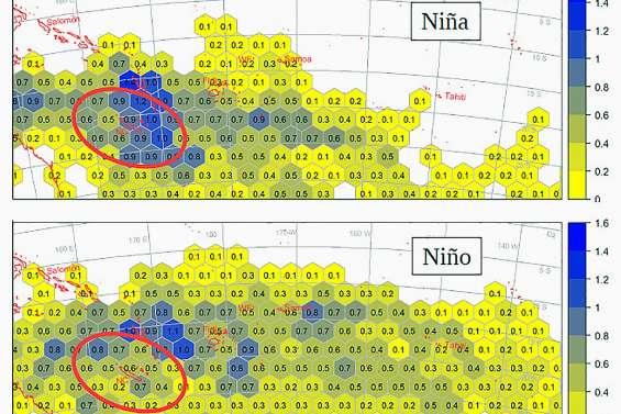 La Niña promet plus de pluies, plus de chaleur et plus de cyclones