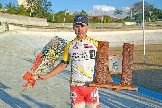 Florian Barket privé de Tour de La Réunion