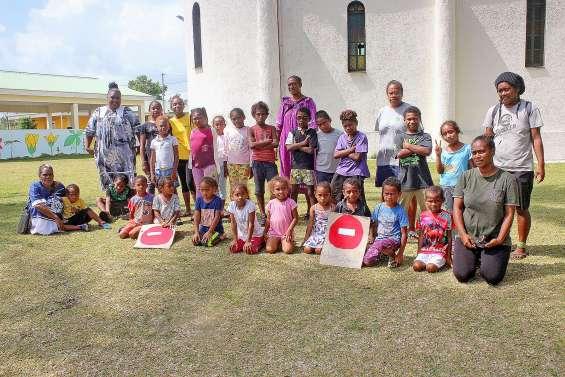 Deux centres de vacances réunis à Qanono