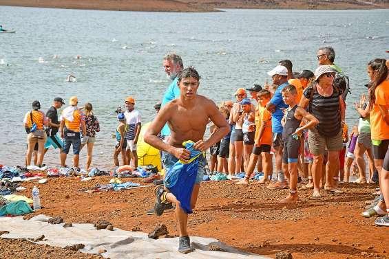 Les nageurs se sont fait plaisir au Kakariki Festival