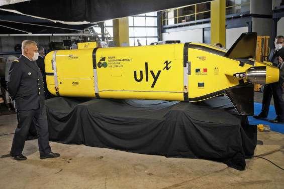 Ulyx, nouveau sous-marin français pour explorer les abysses