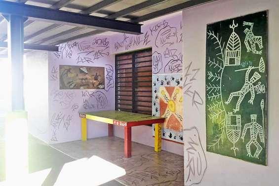 L'école Les Niaoulis vandalisée la veille de la rentrée