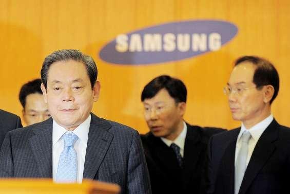 Lee Kun-hee : le « roi ermite » de l'empire Samsung