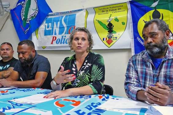 Police nationale : les syndicats en appellent au ministre