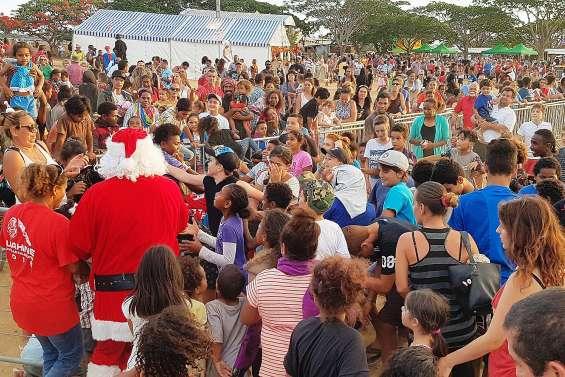 Le calendrier des festivités de Noël a été dévoilé