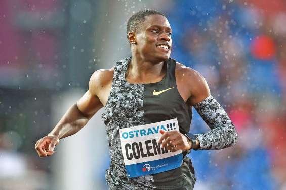 Suspendu pour dopage, Christian Coleman voit les JO s'éloigner