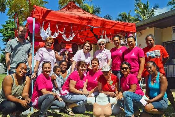Octobre rose : une matinée de sensibilisation au cancer du sein