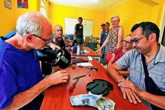 Le Repair café NC  sera à l'Office  du Tourisme samedi