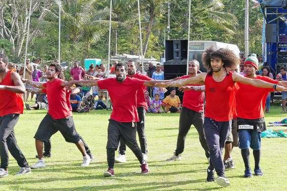 Drehu reconnecte hip-hop urbain et culture kanak, dès samedi