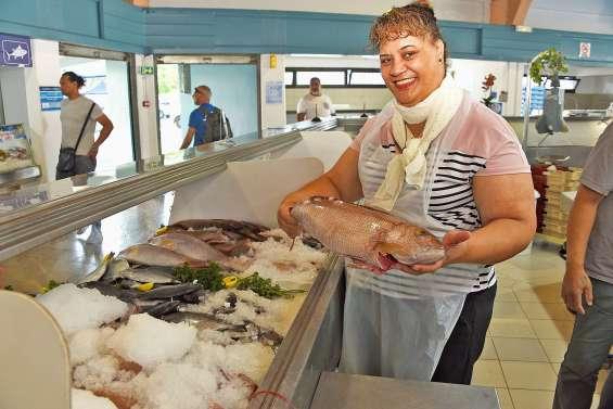 Les poissonniers retournent avec plaisir travailler dans leur pavillon