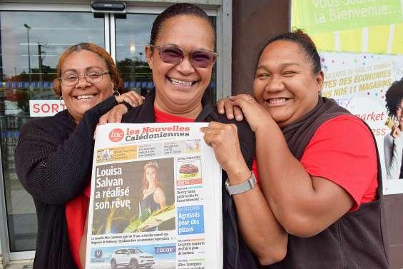 Louisa Salvan Miss Calédonie : une fierté pour tous les Mondoriens