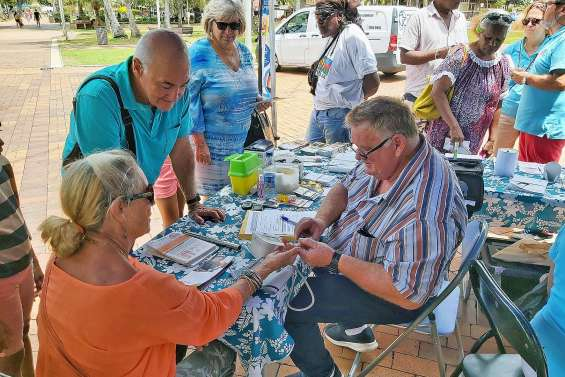 Diabète : des dépistages gratuits sur la place des Cocotiers