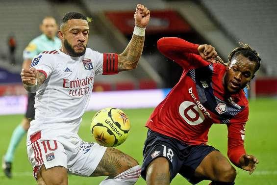 Lille laisse Paris seul  en tête de la Ligue 1